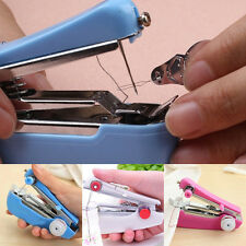 1pc Home Portable Mini Hand Sewing Machine Outdoor Travel Fashion Sewing Machine