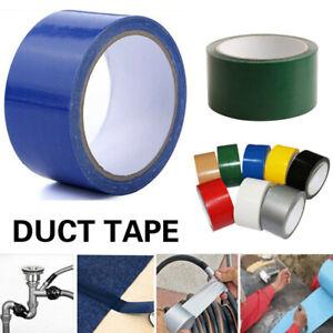 Duck Duct Gaffa Gaffer Rug Carpet Mat Adhesives Durable Repair Tape Waterproof