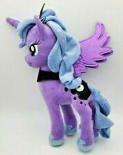 "My Little Pony Princess Luna 14"" Plush Aurora World Stuffed Animal"