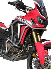 Paramotore Crash Bars HEED Honda CRF 1000 Africa Twin - Bunker argento
