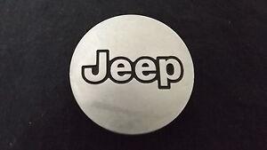 Jeep Grand Cherokee Liberty Wrangler Wheel Center Cap 5CF97TRM 99 00 01 02 03 04