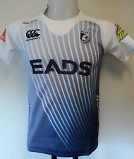 CARDIFF BLUES 2013/14 ALT PRO RUGBY JERSEY BY CANTERBURY SIZE 6 YEARS BRAND NEW
