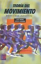 USED (LN) Teoria del Movimiento (Spanish Edition) by Kurt Meinel
