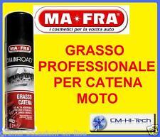 MAFRA MAF-FRA CHAINROAD !! GRASSO LUBRIFICANTE OLIO PER CATENA MOTO MOTARD NAKED