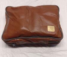 RAD 1988 UNITED Vintage Amenity Toiletry Travel Kit Bag Business Class