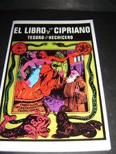 EL LIBRO DE SAN CIPRIANO TESORO DEL HECHICERO enigmatico encantamientos