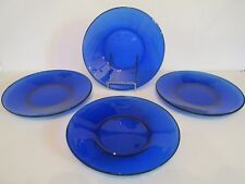 Cobalt Blue Plate   eBay