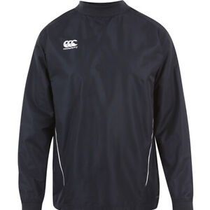 CANTERBURY RUGBY TEAM CONTACT TOP SIZE XL BLACK NEW FREE UK POSTAGE