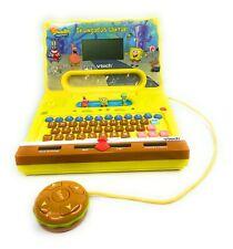 Spongebob Squarepants Vtech Laptop Talking Learning Toy Nickelodeon Electronic