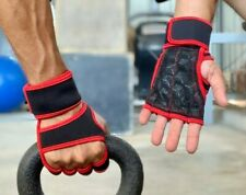 Workout Gloves Weight Lifting WOD Gym Crossfit Training Strap Exercise Men Women