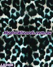 1m² Hydrographic, Hydro Dip Water Transfer Print Graphic, ANIMAL PRINT LA058B