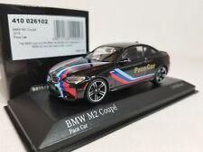 1:43 Minichamps BMW M2 Coupe F87 2016 M 2 Series F22 Twin Turbo I6 Pace Car LE