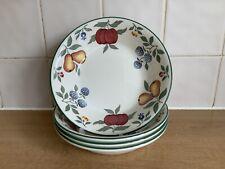 Royal Stafford Toscana - 4 x 17 cm Cereal / Dessert Bowls