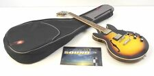 Gibson Custom Shop ES-339 Electric Guitar - Sunburst w/ Gig Bag