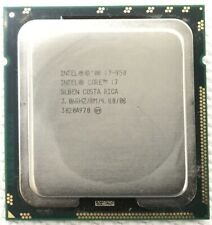 INTEL CORE i7 CPU PROCESSOR i7-950 SLBEN 3.06GHZ/8M/4.80/08 LGA 1366 D723