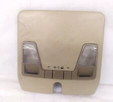 Volvo 850 S70 V70 overhead center dome map courtesy lights 94-00 TAN 9483142 OEM