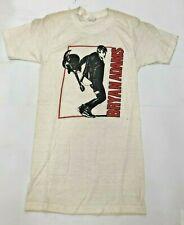 Vintage Rock T Shirts- Bryan Adams S Macdee NOS white Guitar red black dance