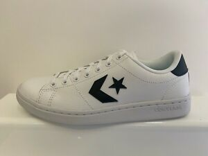 """Converse Star (Rival) Ox Leather White UK 5 US 7 EUR 38 CM 24 Ref.F1901""""R"""