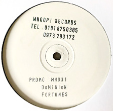 "DOMINION ‎- Fortunes (12"") (Promo) (VG/NM)"