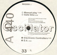 A 440 - Oscillator - Radikal Animaux De Compagnie Aventurier Hd