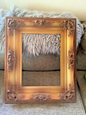 Rococo Baroque Gold Gilt Wood & Gesso Picture Frame wooden antique painting