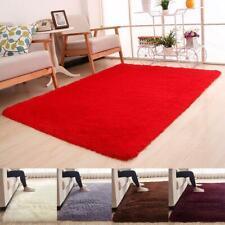 60*40 Cm Grey Carpet Floor Mat Rugs Thick Anti-skid Cushion Lving Sofa A8J3