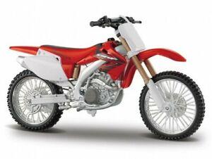 HONDA CRF 450R - red / white - Maisto 1:12
