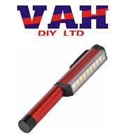 9 LED Pocket Pen Inspection Light  Torch Magnetic Clip 180 Lumens Lighthouse