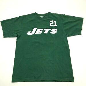 Reebok LaDainian Tomlinson New York Jets Shirt Mens Size Small S Adult Green Tee
