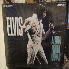 Elvis Presley: Aloha From Hawaii Laserdisc 1973