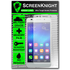 ScreenKnight Huawei Honor 7 FRONT SCREEN PROTECTOR invisible Military shield