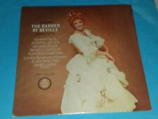 THE BARBER OF SEVILLE - BEVERLY SILLS SEALED NEW LP RECORD STEREO QUADRAPHONIC!!
