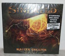 CD SINBREED - MASTER CREATOR - DIGIPAK - NUOVO NEW