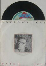 "Doctor s Cat  watch out /  watch out , Italo Disco , 7"" 45"
