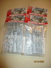 AIRFIX  1/72  MESSERSCHMITT Bf109E-3  BAGGED KIT X 4  JOB LOT