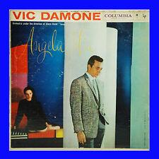 "Vic Damone Record CL 1088 ""Angela Mia"" Columbia L/P Marcas Reg. Made In U.S.A."