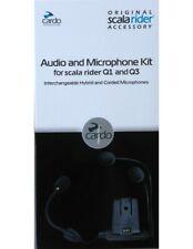 XIT Q1 Q3 Kit audio microfono altoparlanti per interfono cardo scala rider