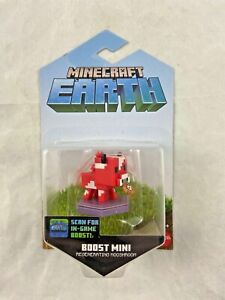Minecraft Earth - Boost Mini - Regenerating Mooshroom - Figure - NEW