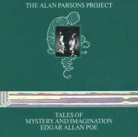 """The Alan Parsons Project - Tales Of Mystery And Imagination E (NEW 12"""" VINYL LP)"""
