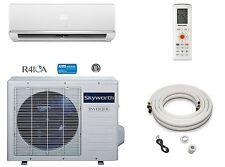 Super Efficient 9,000 BTU Ductless Mini Split Air Conditioner Heat Pump 3/4 Ton