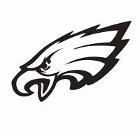 Philadelphia Eagles NFL Football Vinyl Die Cut Car Decal Sticker - FREE SHIPPING