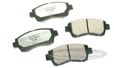 Disc Brake Pad Set-Semi-Metallic Pads Front Tru Star PPM476