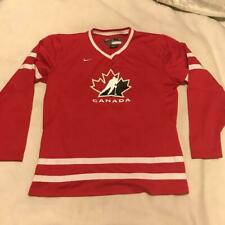 Team Canada Olympics Nike Hockey Jersey Youth size XL