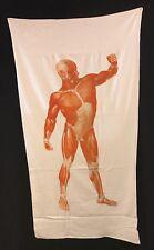 3B Scientific Muscle Man Towel Muscleman Beach Towel