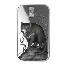 2016 $1 Australian Apex Predators Tasmanian Devil 1oz Silver Proof Coin