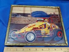 John Mapes USAC Dirt Champ 8x10 photo VTG Race Car Funny Indiana Street Stock