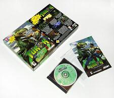 Dinosaurio TUROK cazador - PC | CAJA GRANDE | ¡Acclaim 1997, juego, juego! Primera edición