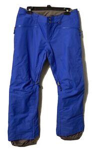 Burton Women's Snowboard /Ski Pants DryRide Purple Cool Flavors Size Small M