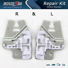 Window Regulator Repair Kit Clip Fits BMW E46 323i 325xi 328i 330i Front L&R