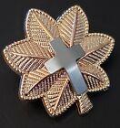 CHAPLAIN CROSS Major Rank Officer Insignia Military Badge FA Hat Pin US Army